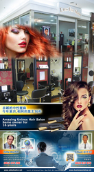 Busy Hair Salon For Sale